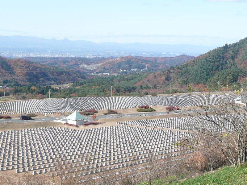 21年11月12日みちのく池田記念墓地公園 006