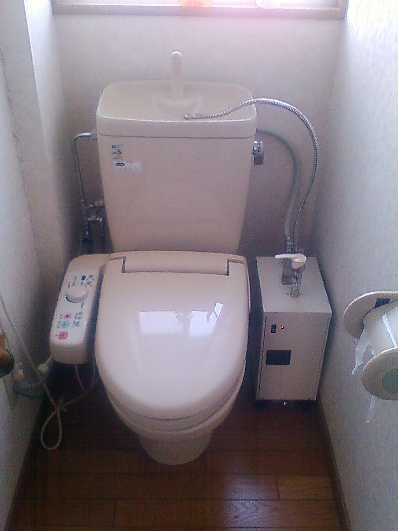 トイレ 007