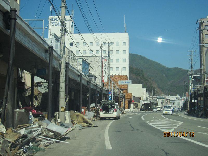 東日本大震災4月13日沿岸視察 069