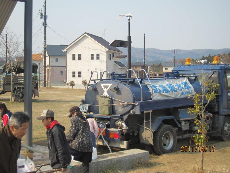 東日本大震災4月13日沿岸視察 009