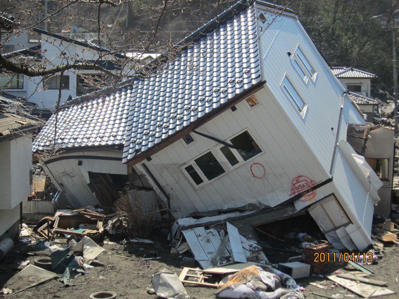 東日本大震災4月13日沿岸視察 065