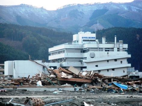 陸前高田病院