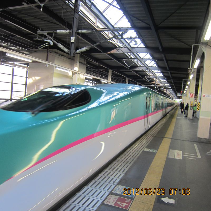 平成24年3月25日E5系新幹線オストイレ 001